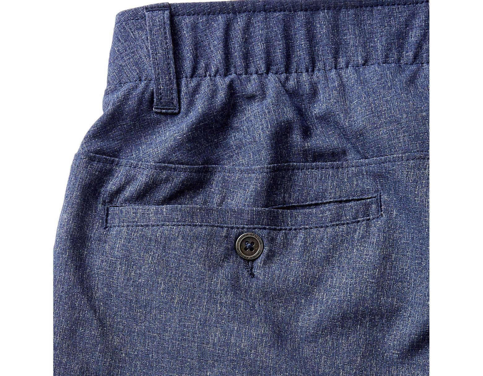 0da5f9047 Under Armour Showdown Vented Golf Pants in Blue for Men - Lyst