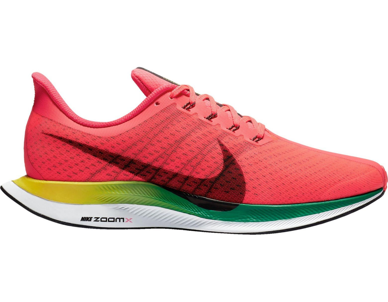 063b7edb10eaa Lyst - Nike Air Zoom Pegasus 35 Turbo Running Shoes in Red for Men