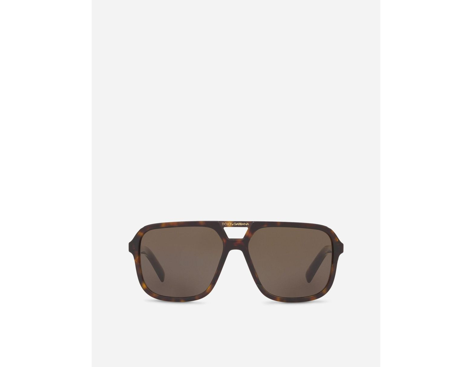 af95460a808f5 Dolce   Gabbana Angel Sunglasses for Men - Lyst