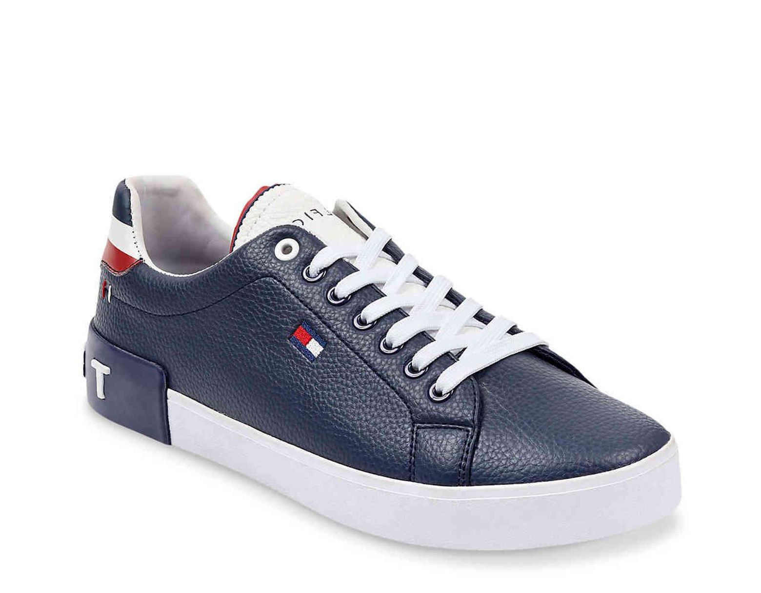 the best attitude a31ba b64ce Tommy Hilfiger. Men s Blue Rezz Sneaker