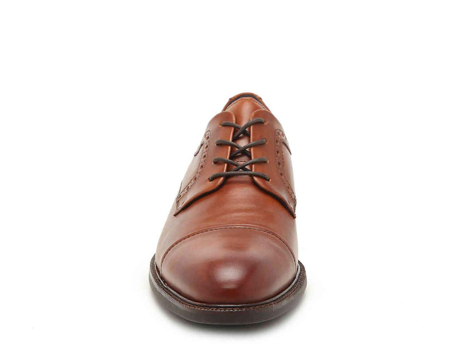 57c86815fe4 Cole Haan Buckland Cap Toe Oxford in Brown for Men - Lyst