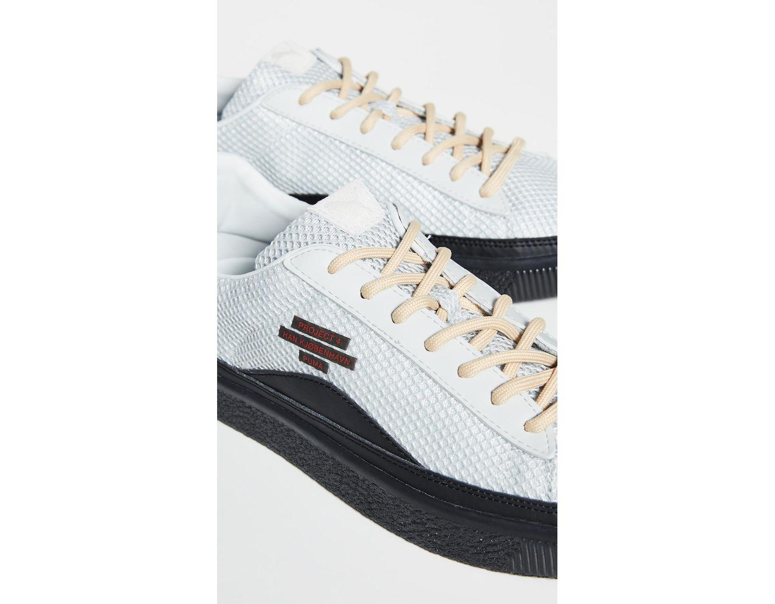 5100ec8b20 Puma Select X Han Kjobenhavn Clyde Sneakers for Men - Lyst