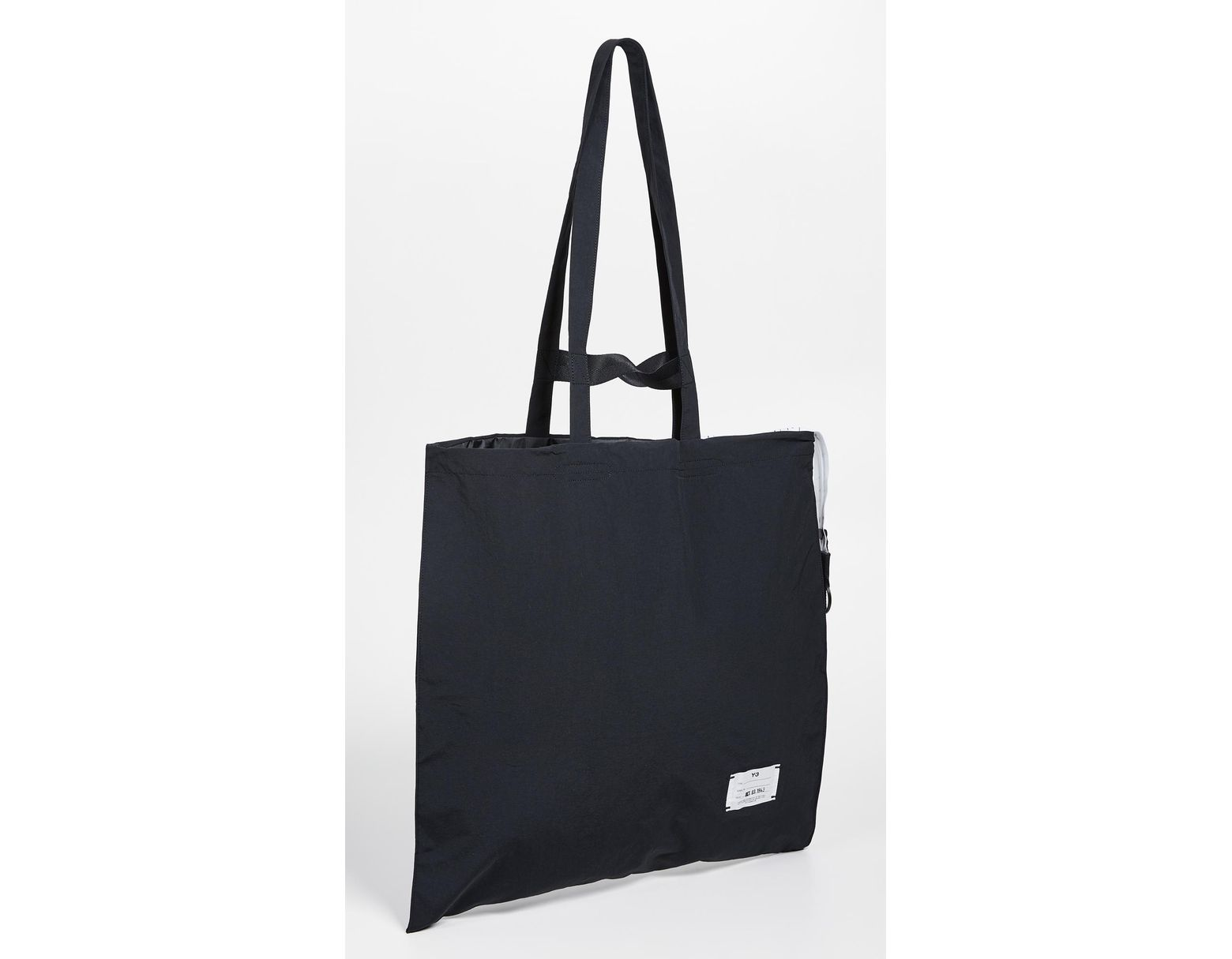 99ac8aa68e9 Y-3 Tote in Black for Men - Save 44% - Lyst