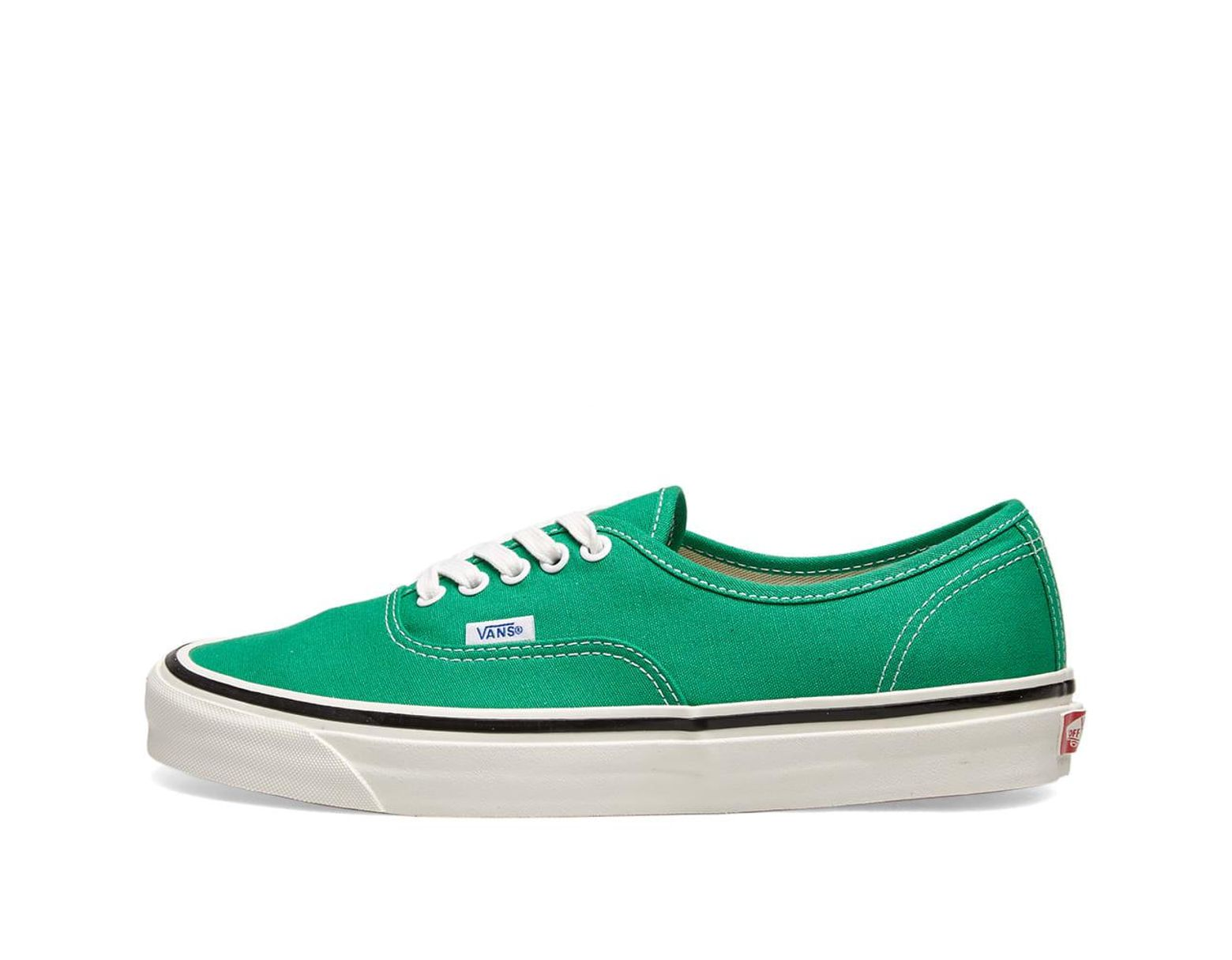 70d405a797ede Vans Ua Authentic 44 Dx in Green for Men - Save 40% - Lyst