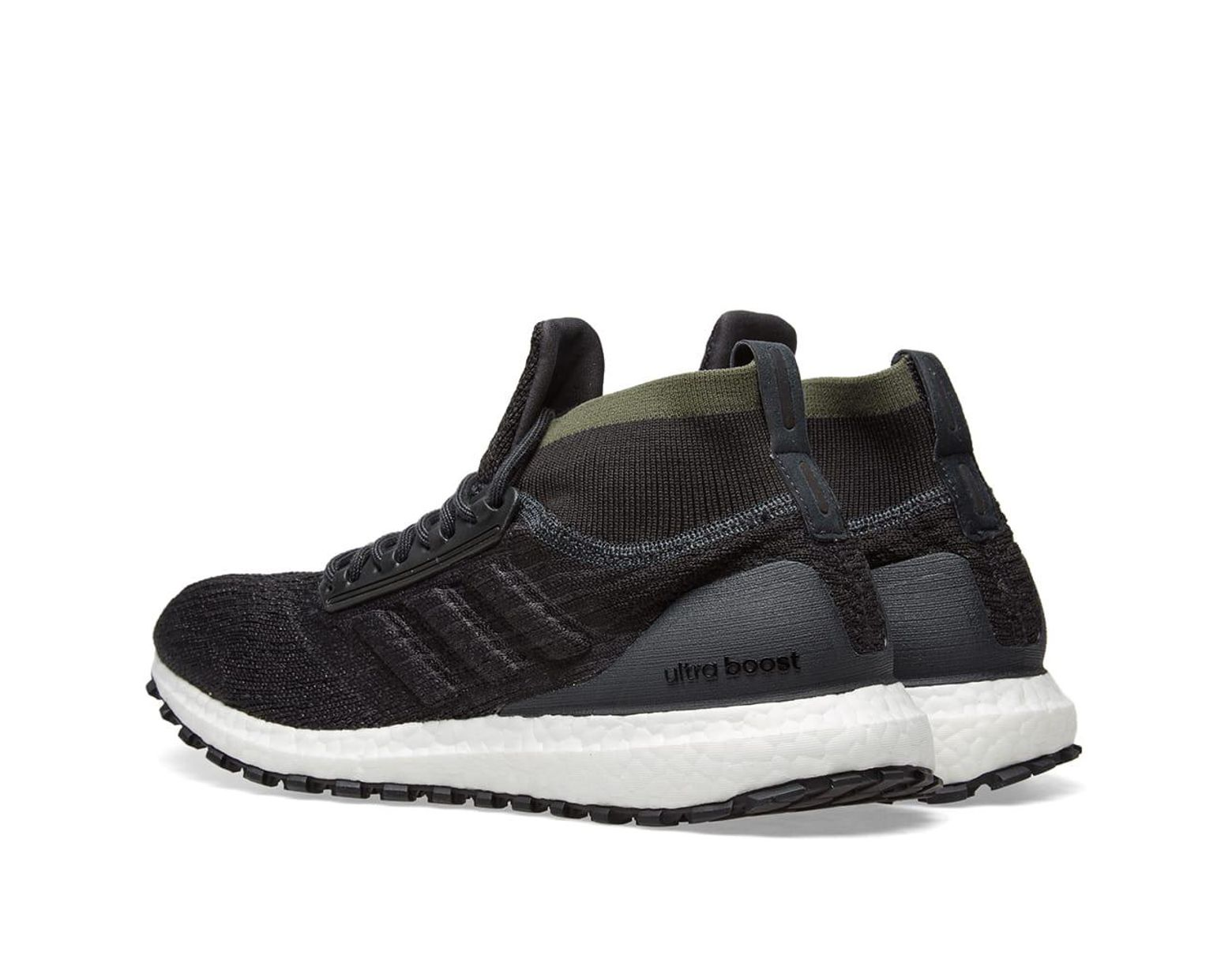 new products 9fa9c 4a531 Men's Black Ultra Boost All Terrain