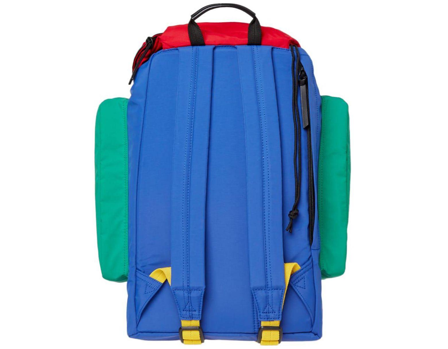 Ralph Polo Save In For Hi Backpack Climb Men 51 Tech Lauren Blue SVLqpGzUM