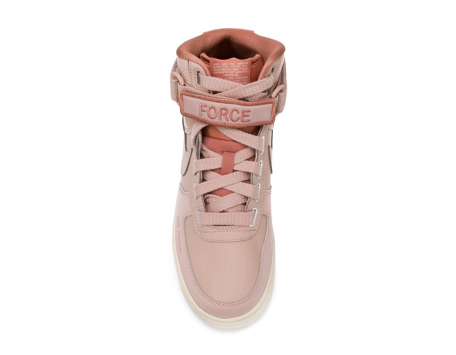 quality design 9d611 9677d Nike Air Force 1 High Utility Sneakers in Pink - Lyst