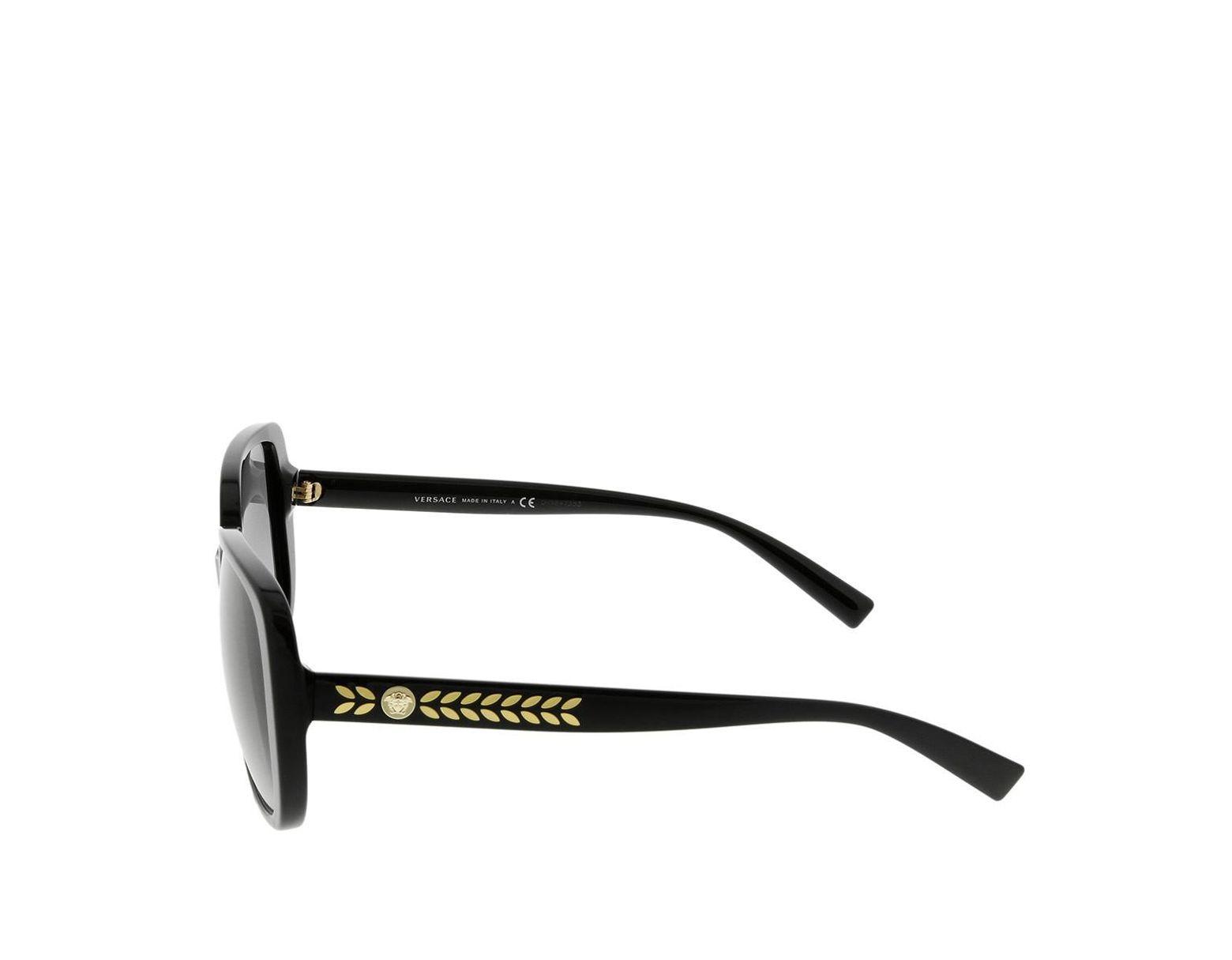 0b444e0cb1 Versace Ve 0ve4357 56 Gb1/11 in Black - Lyst