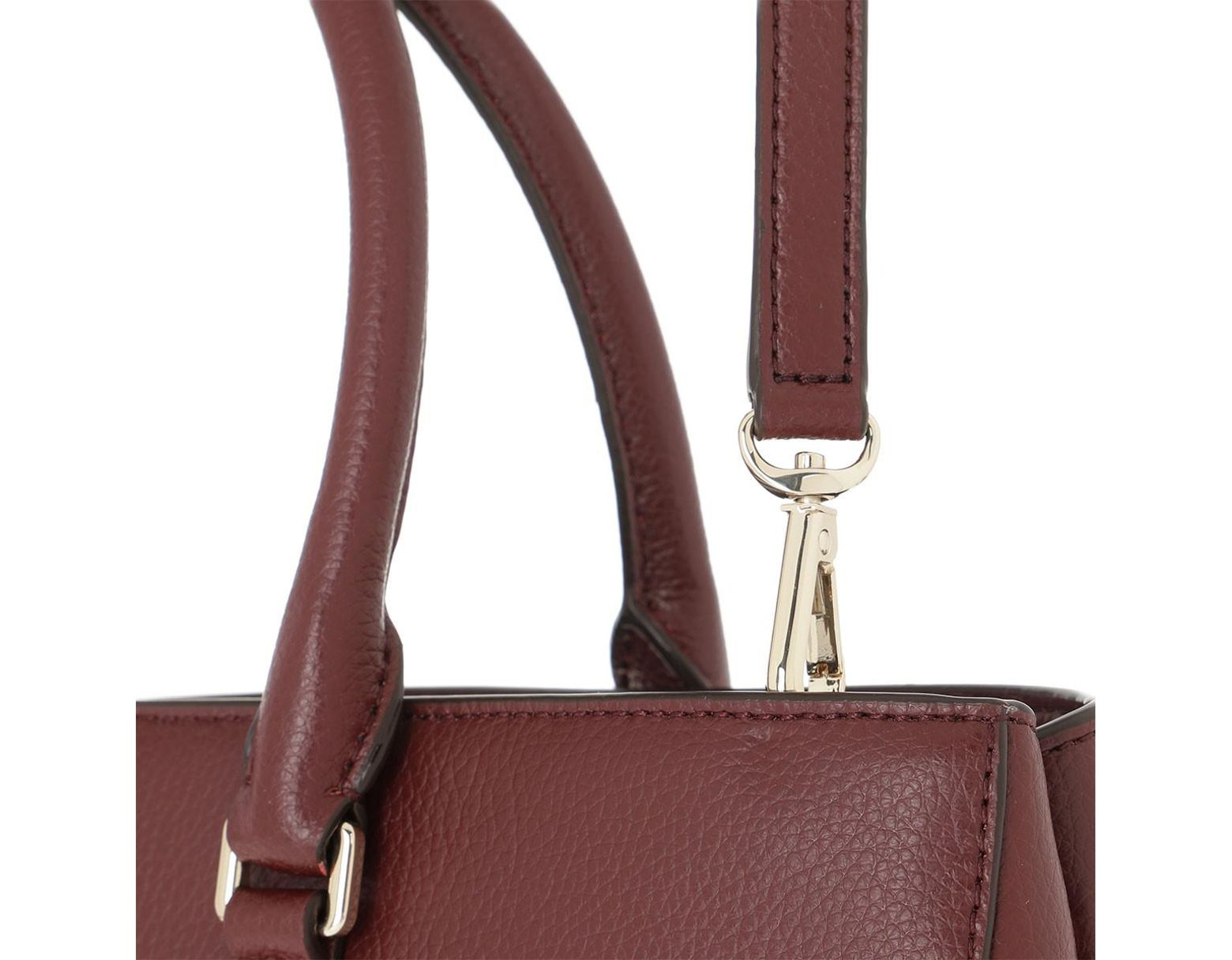 f3e23b79deb DKNY Whitney Work Tote Blood Red in Red - Lyst