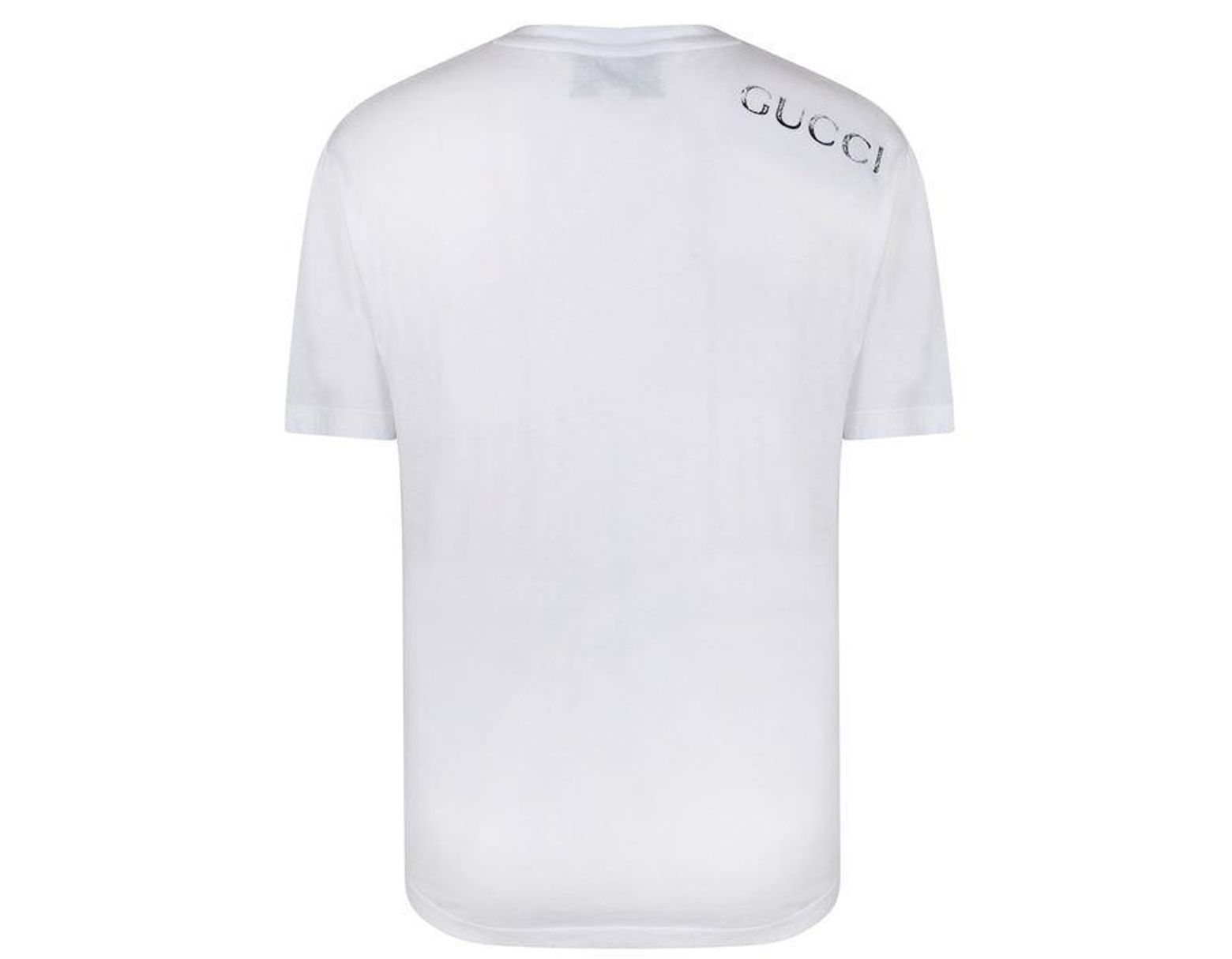 dbe2833dd357 Gucci Wolf Stamp T Shirt for Men - Lyst