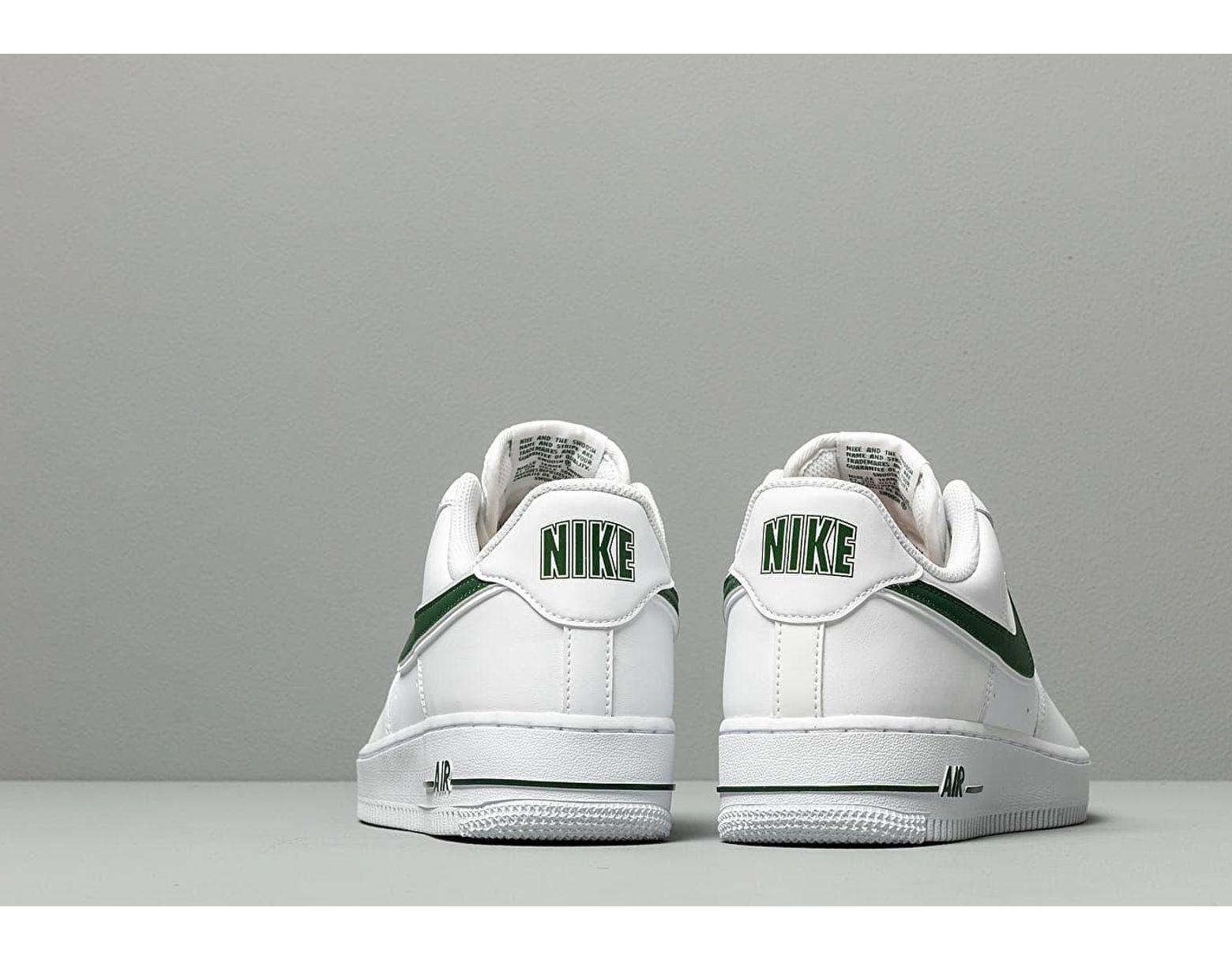 free shipping 9ab29 f1b80 Lyst - Nike Air Force 1  07 3 White  Cosmic Bonsai in White for Men