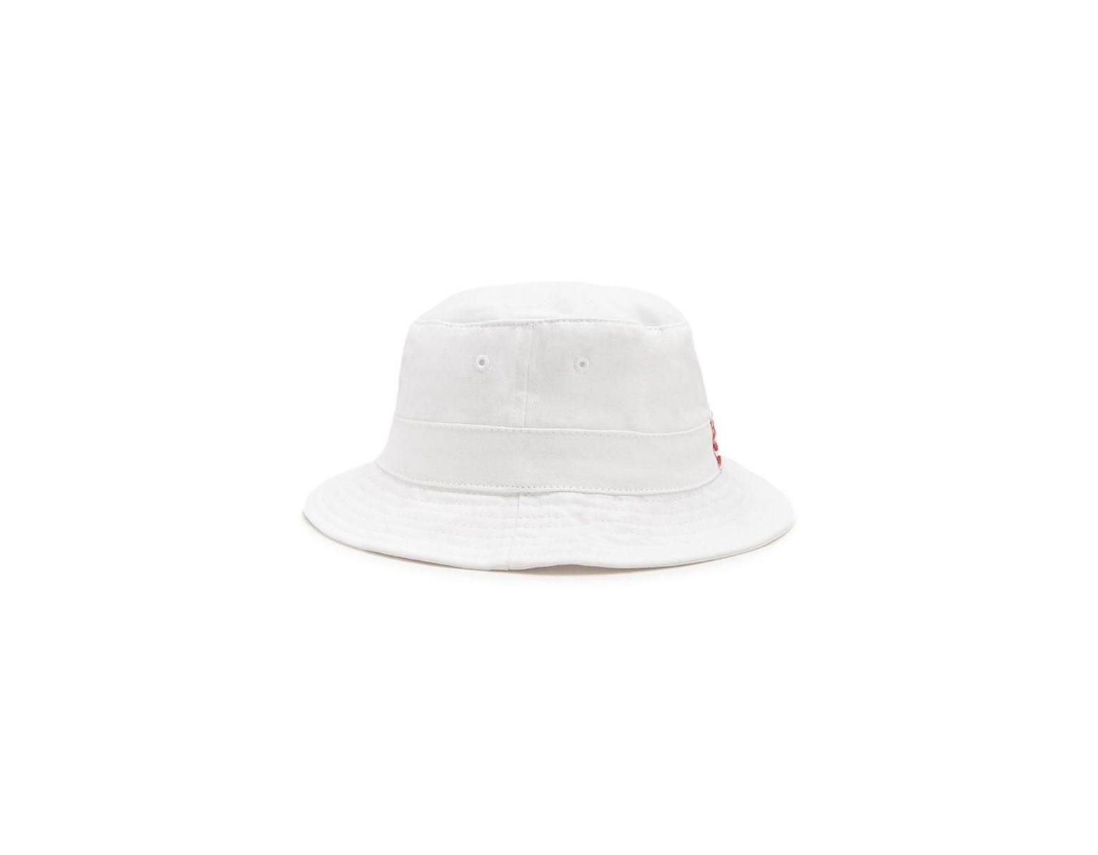 d5e75410 Forever 21 Coca-cola Bucket Hat , White/multi in White - Lyst