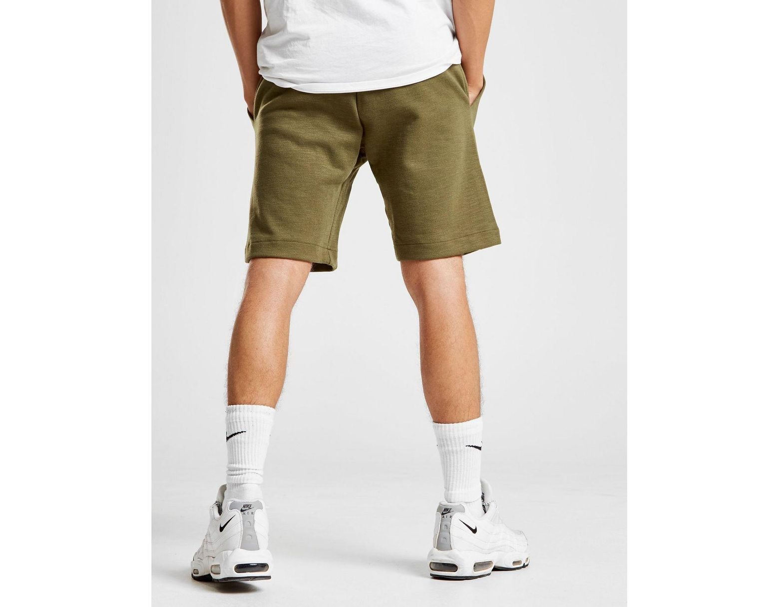 e0eb50979d7b Lyst - Nike Optic Shorts in Green for Men - Save 31%