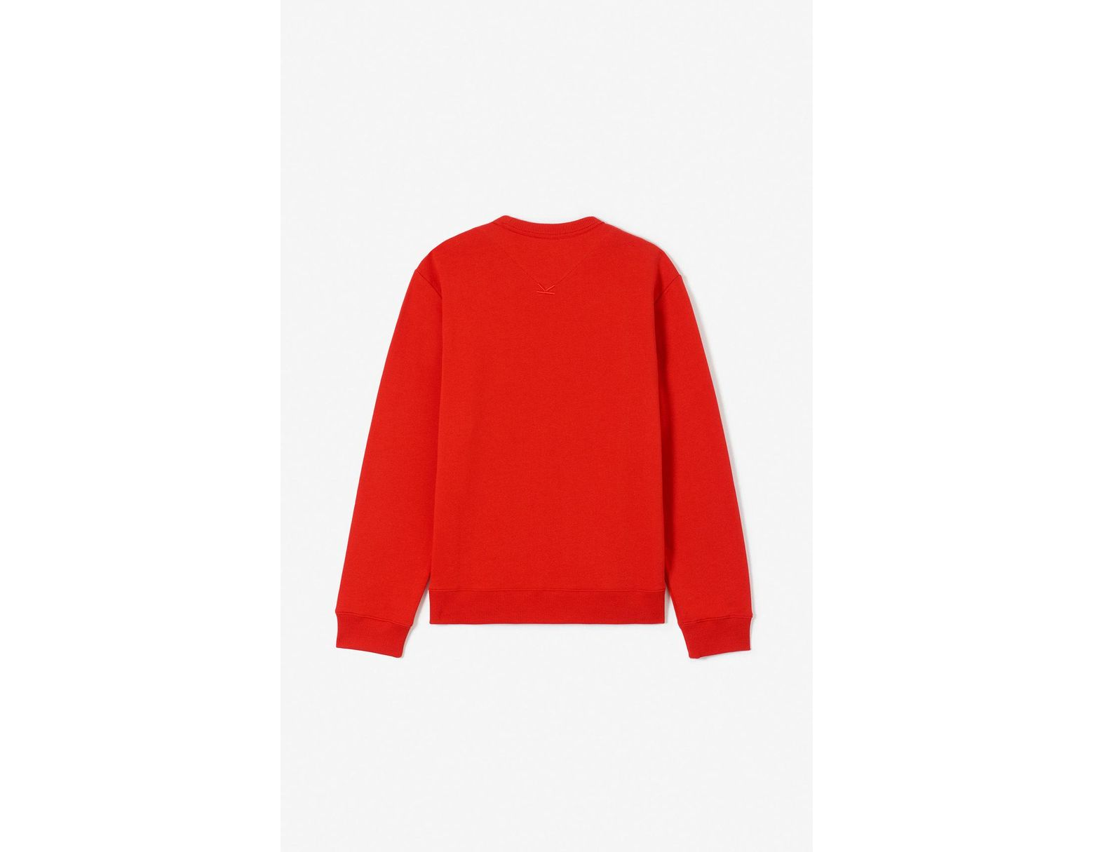 5123ca2a KENZO Tiger Sweatshirt Vermillion in Red for Men - Save 35% - Lyst
