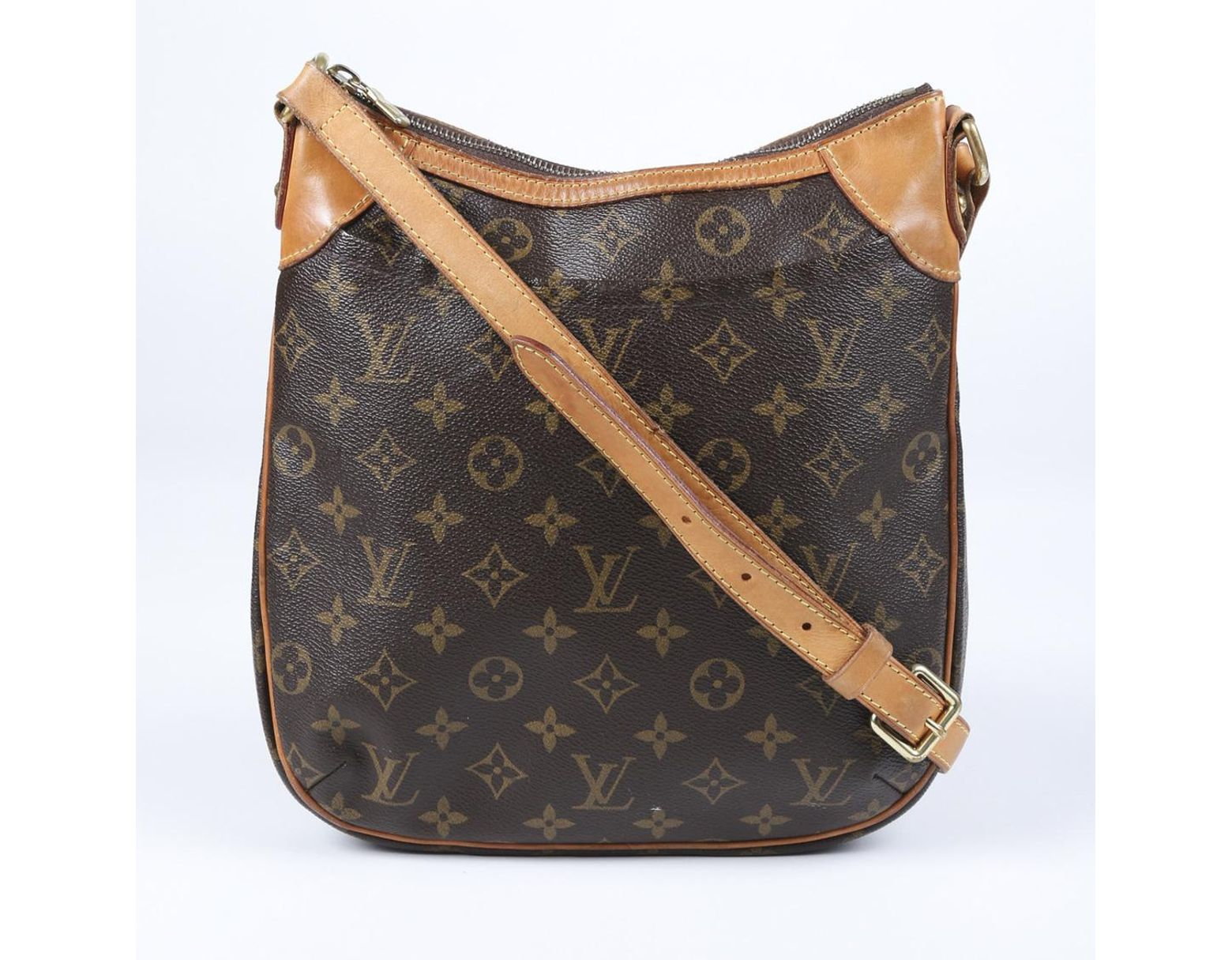 b0ea90b1dda Louis Vuitton Odeon Pm Monogram Crossbody Bag in Brown - Lyst
