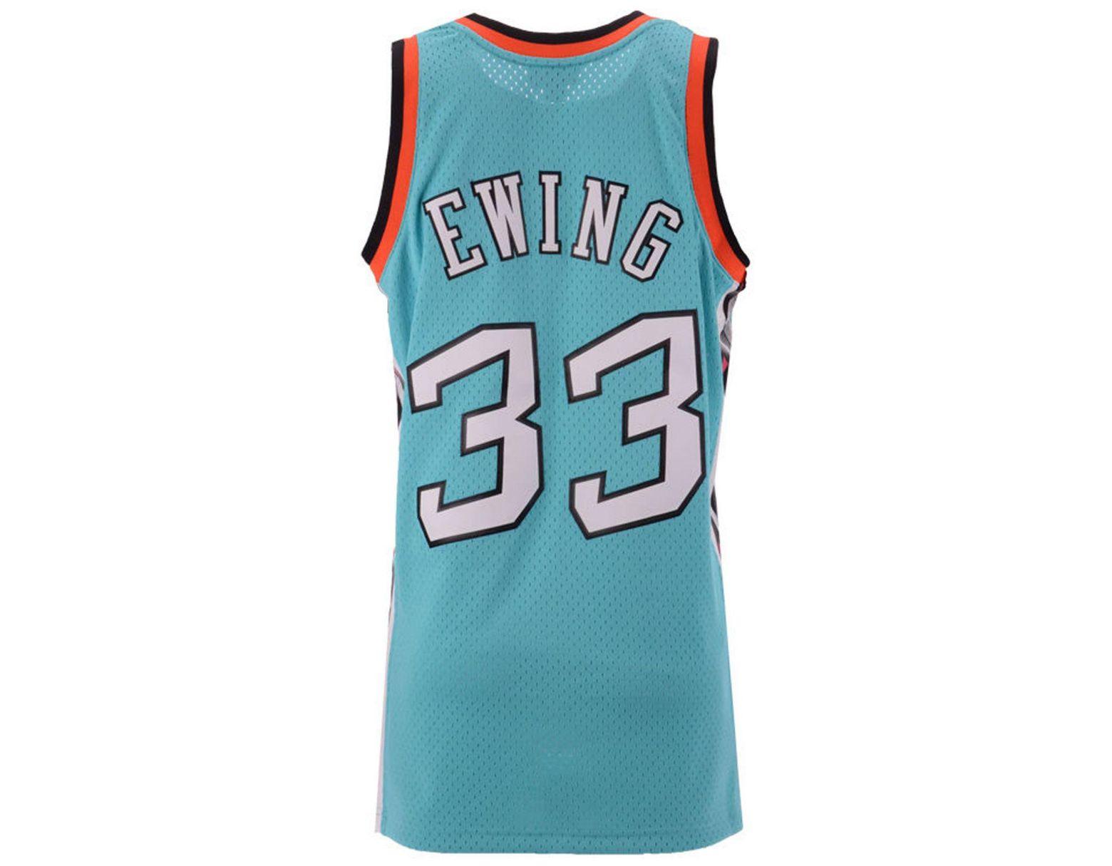 9227d1b02 Mitchell & Ness Patrick Ewing Nba All Star 1996 Swingman Jersey in Blue for  Men - Lyst