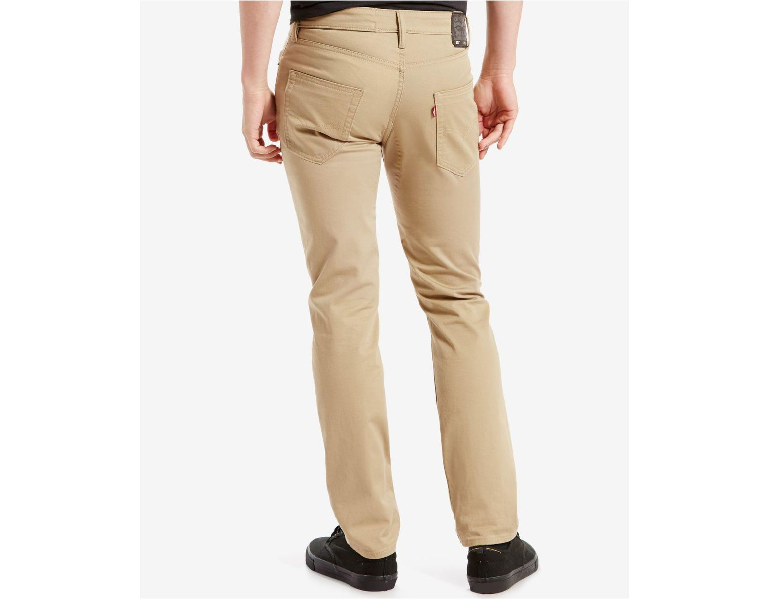 2ce4778e945 Levi's 511 Slim-fit Commuter Jeans in Metallic for Men - Lyst