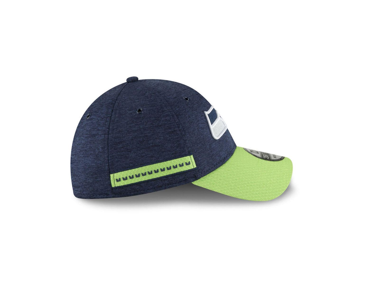 outlet store bb0c4 f6660 KTZ 39thirty Official Sideline Home Stretch Fit - Seattle Seahawks  (blue grey) Caps in Blue for Men - Save 25% - Lyst