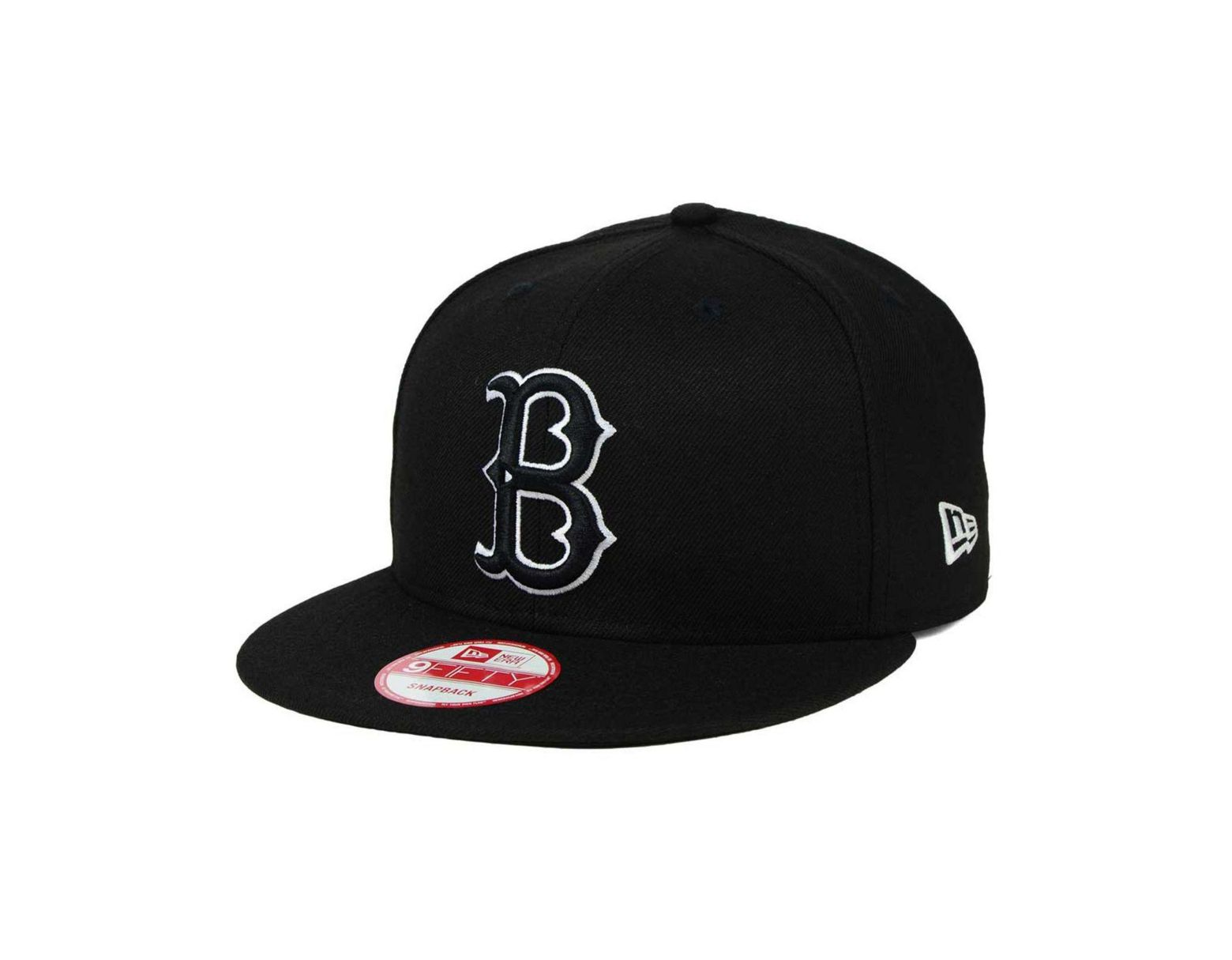 reputable site 3e957 0c0e5 KTZ Brooklyn Dodgers B-dub 9fifty Snapback Cap in Black for Men - Lyst