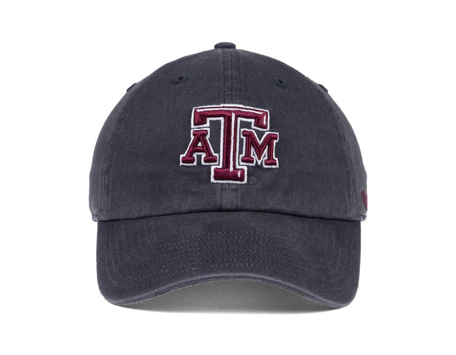low priced 5fd16 f5036 47 Brand Texas A m Aggies Clean Up Cap in Blue for Men - Lyst