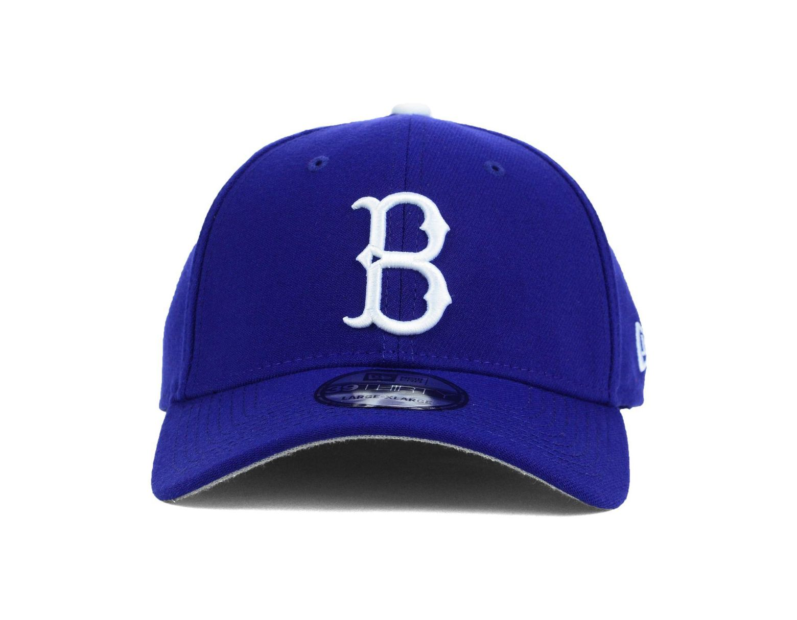 premium selection 46421 ff771 KTZ Brooklyn Dodgers Core Classic 39thirty Cap in Blue for Men - Lyst