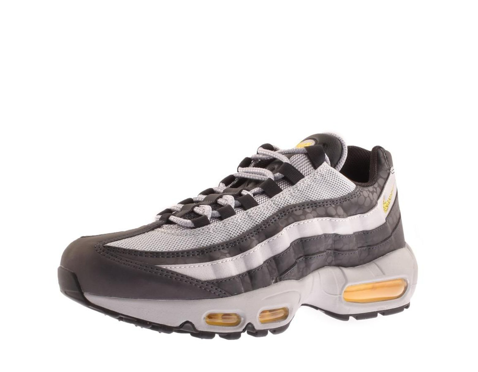 ff784f3c30 Nike Air Max 95 Se Reflective Trainers Grey in Gray for Men - Lyst