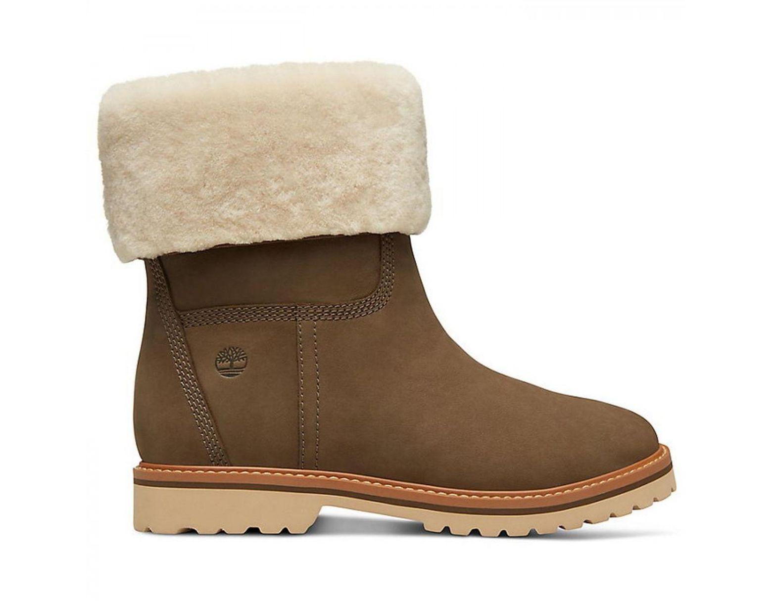 87340dabc1439 Timberland Chamonix Valley Warm Winter Waterproof Snow Boots in Green - Lyst