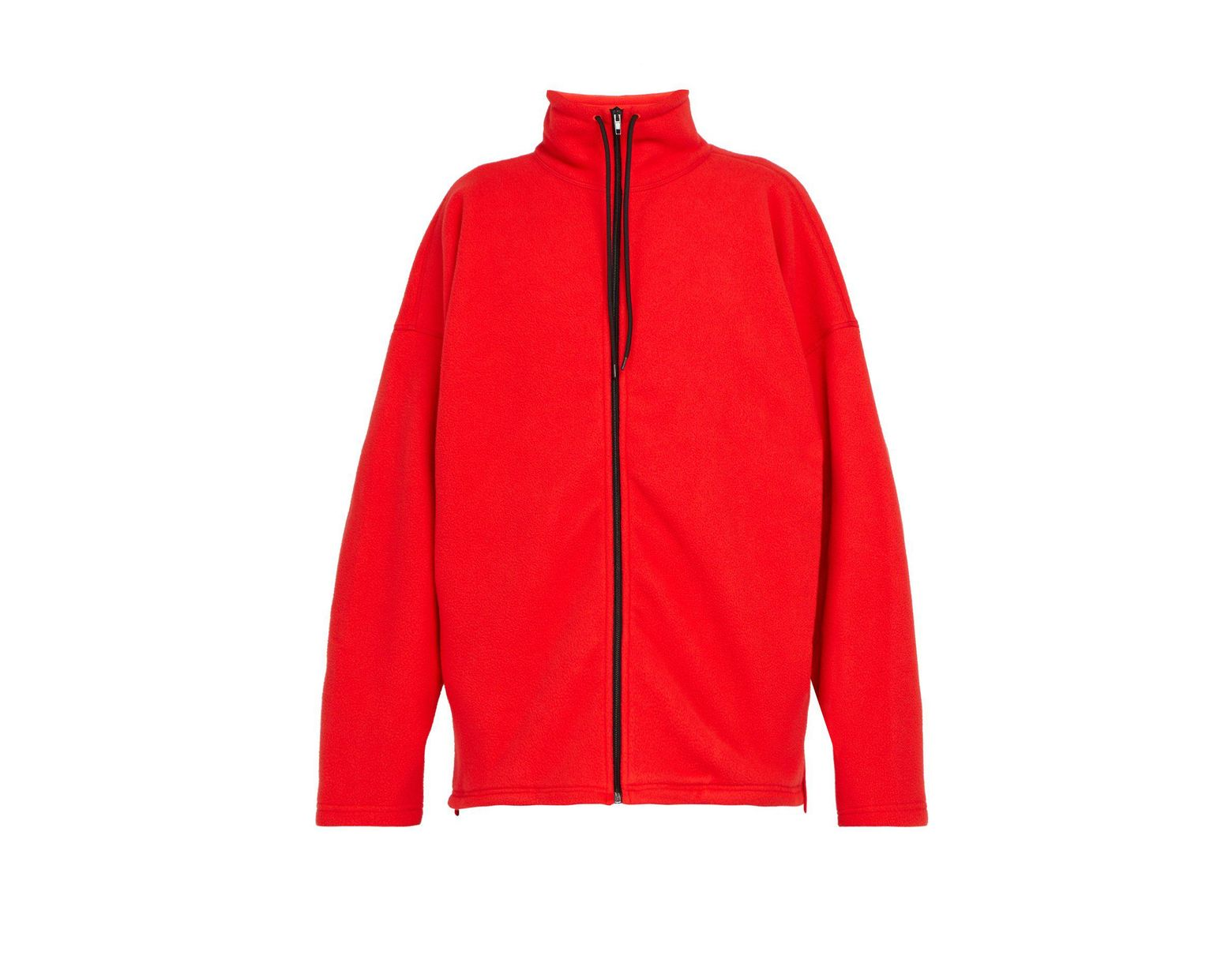 59c8eb53 Balenciaga Lgbtq+ Flag Embroidered Zip Through Track Top in Red for Men -  Lyst