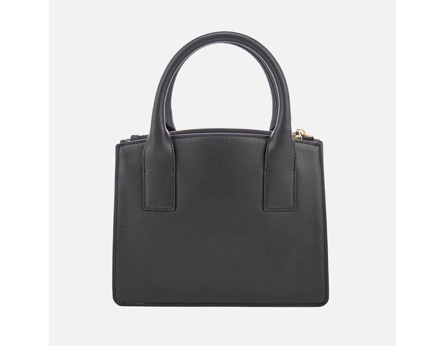 254eb7444 DKNY Elissa Small Tote Bag in Black - Lyst