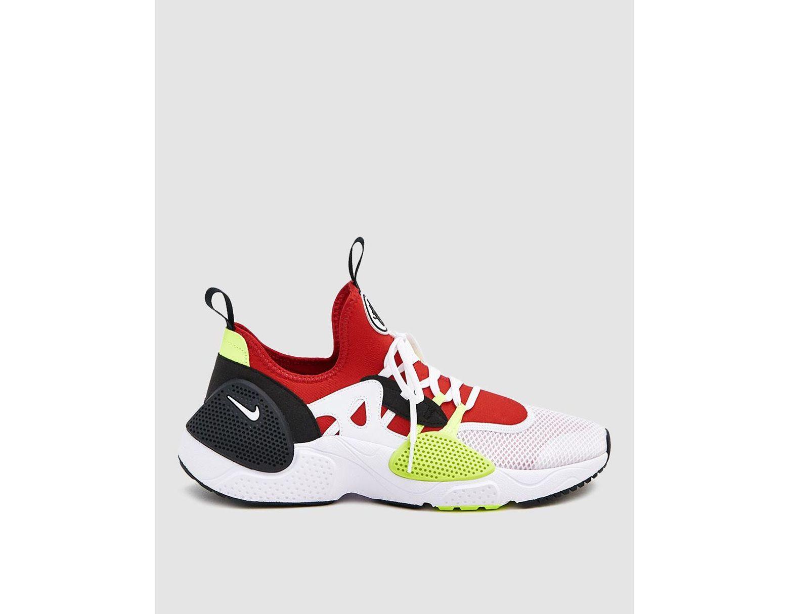 72d8002956 Nike Huarache E.d.g.e. Txt Sneaker in White for Men - Save 31% - Lyst