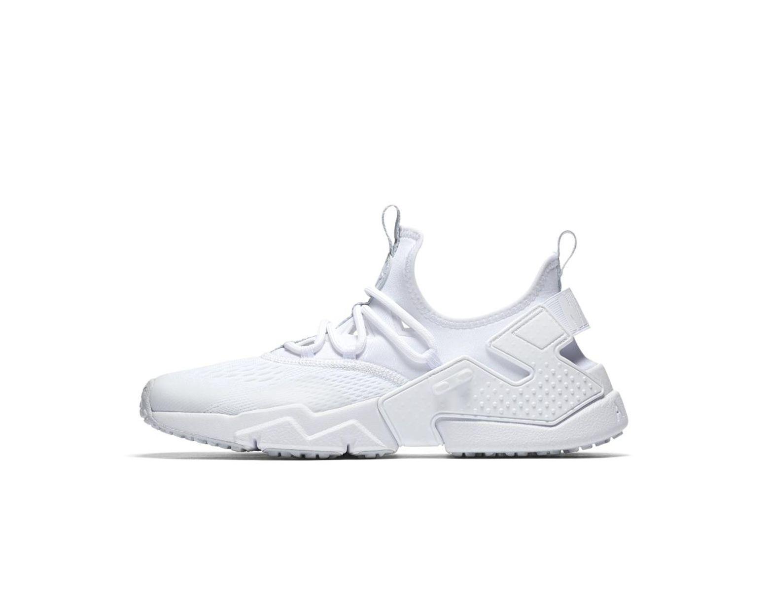 fa7c562938a0 Lyst - Nike Air Huarache Drift Breathe Men s Shoe in White for Men