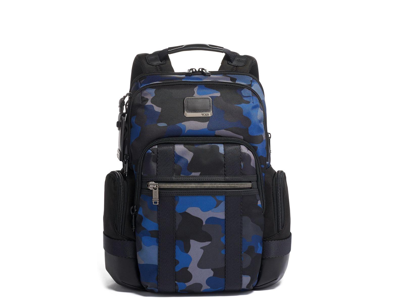 a7231089e Tumi Alpha Bravo Nathan Camo Expandable Backpack - Lyst