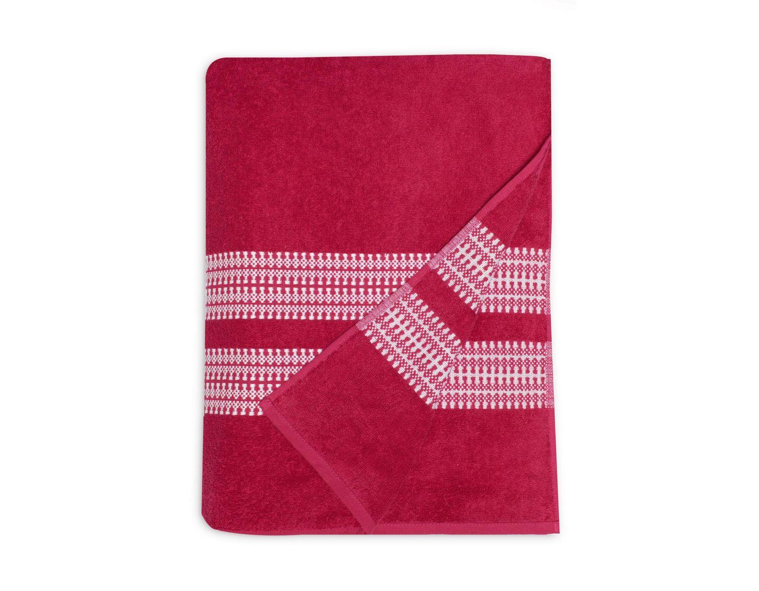 Ugg Bay Stripe Beach Towel In Red Lyst