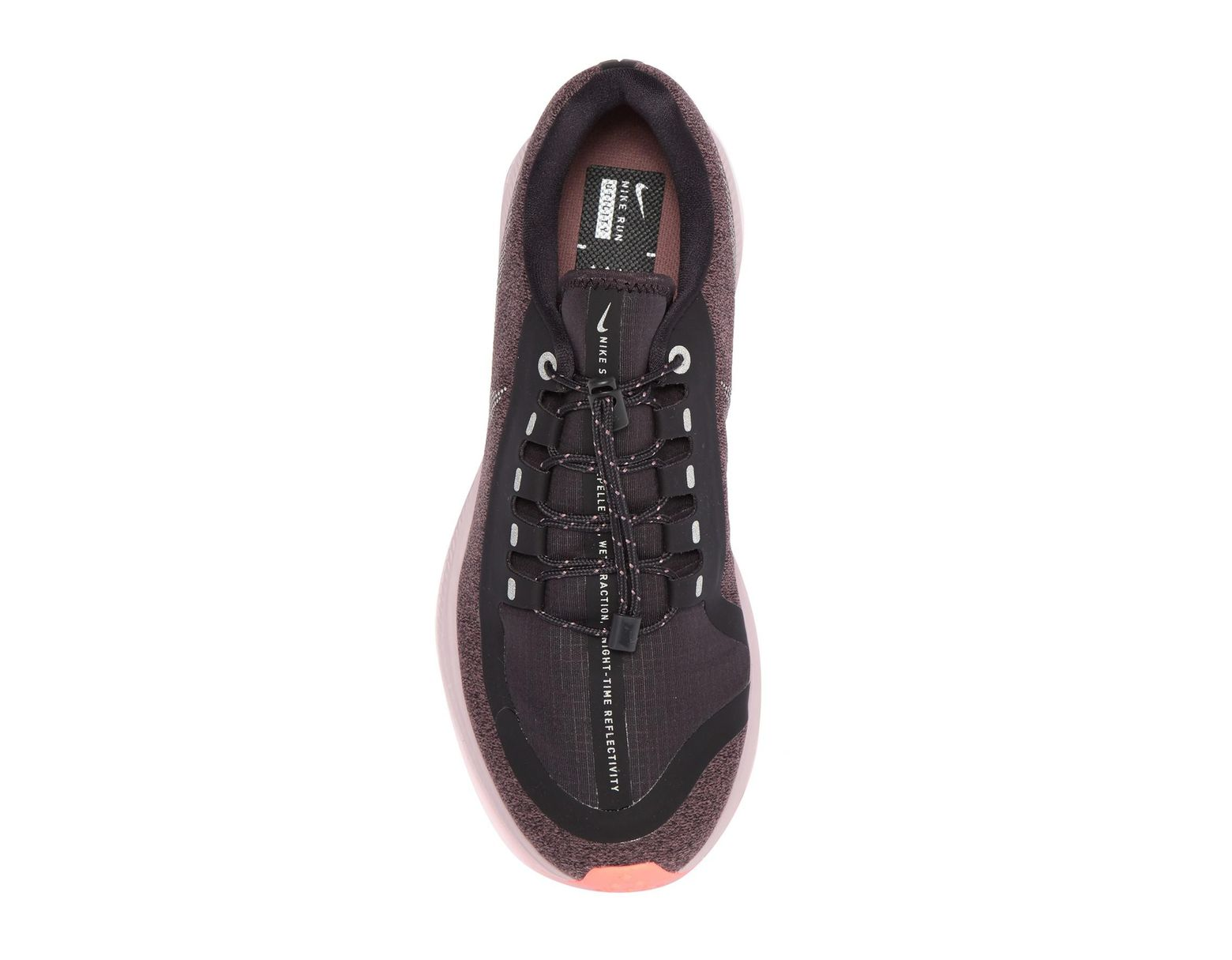 6812ca4b62e7 Lyst - Nike Zoom Winflo 5 Run Shield Athletic Shoe