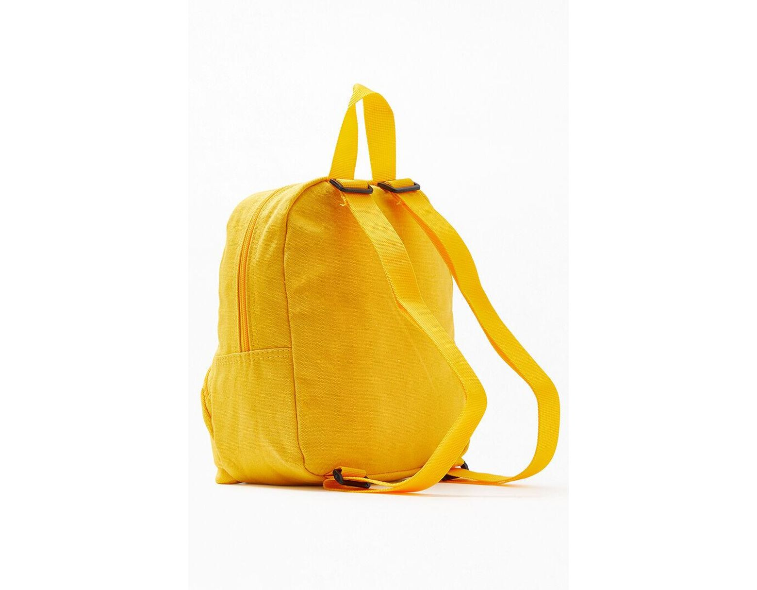 bcc1a4d54 Dickies Mustard Canvas Mini Backpack in Yellow - Lyst