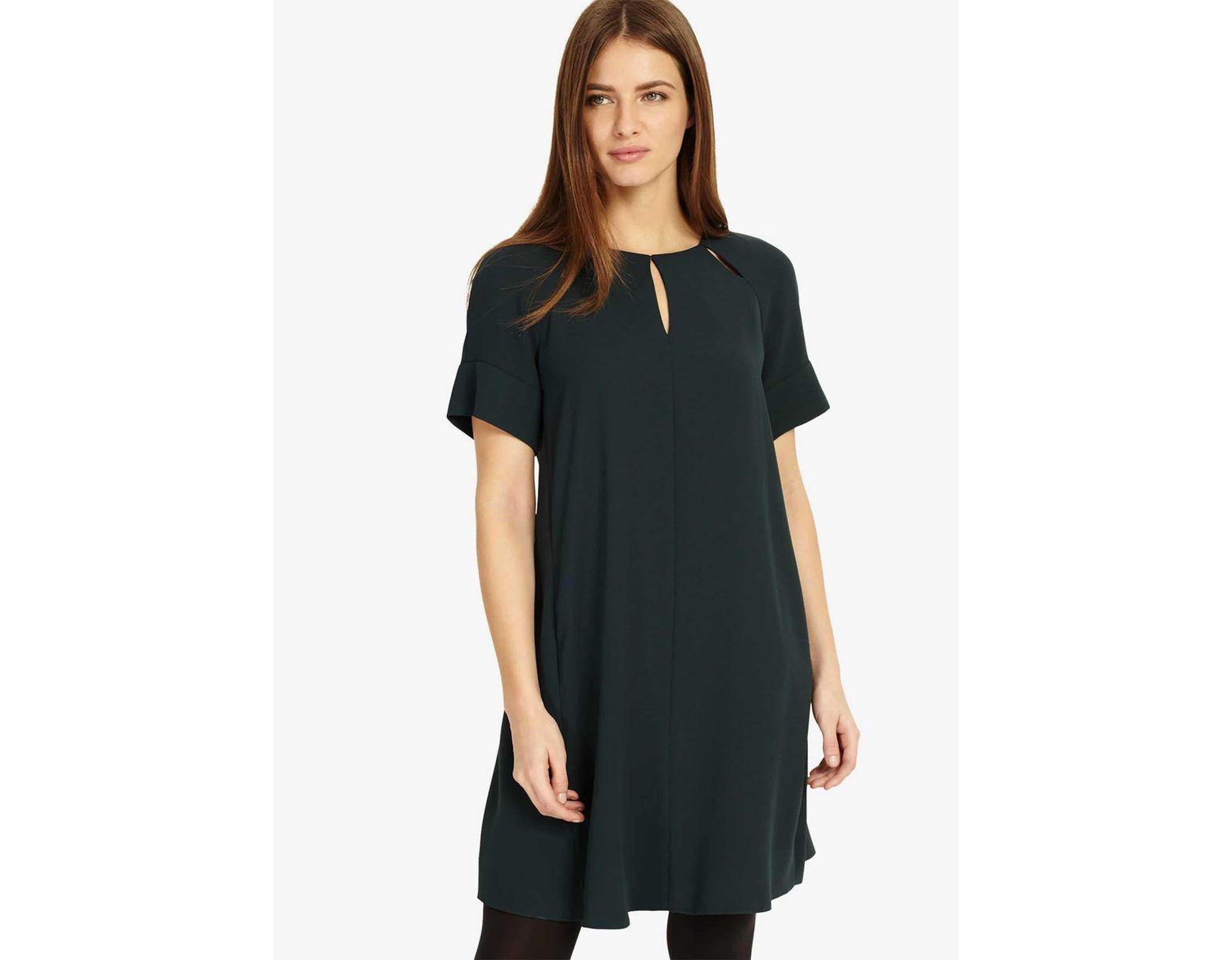 a52ced2ee06a Phase Eight Zoe Swing Dress - Lyst