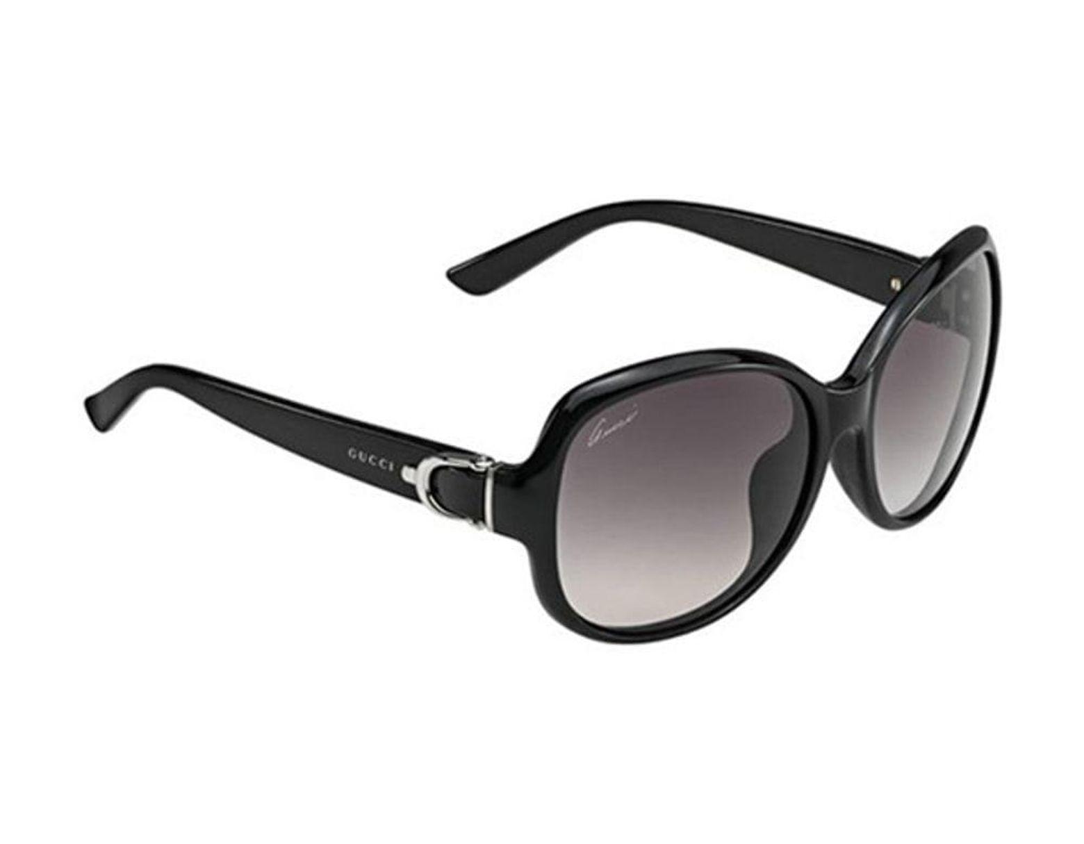 7fb9b17d1acc Gucci GG3688/F/S Asian Fit D28/eu Black in Black - Lyst