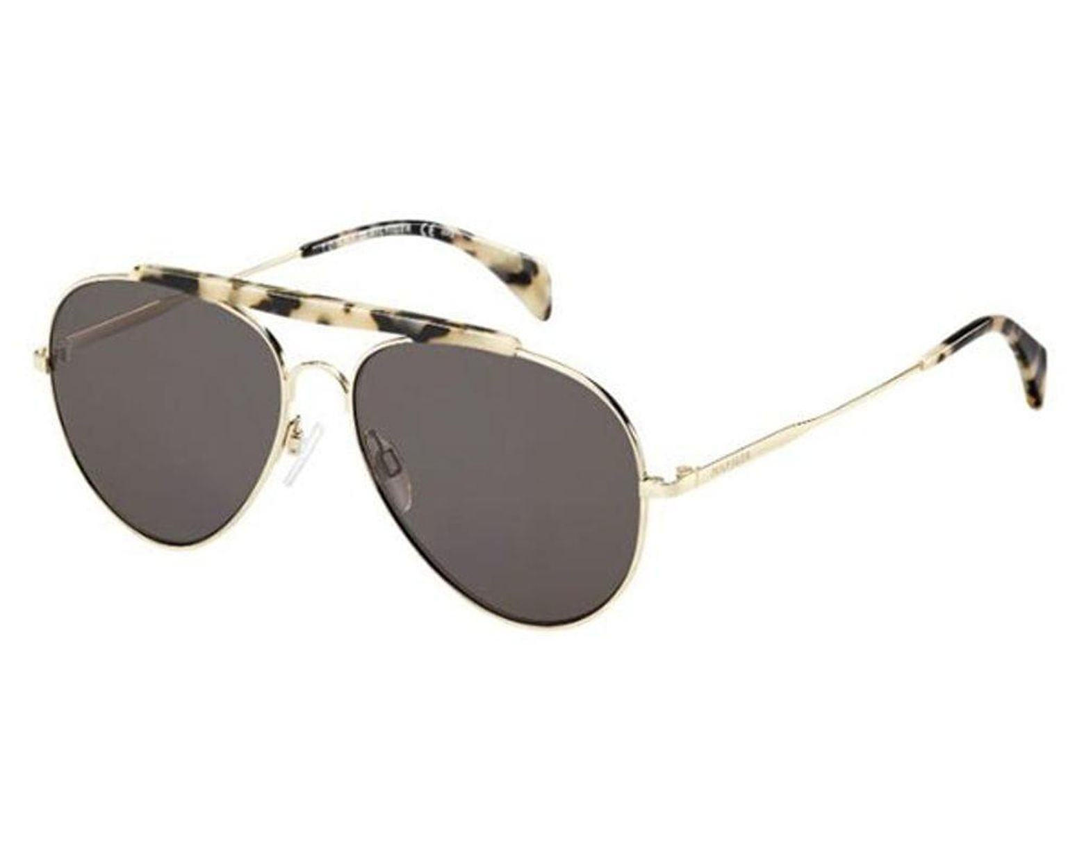 Tommy Hilfiger X Gigi Hadid3 Women/'s Modified Pilot Sunglasses