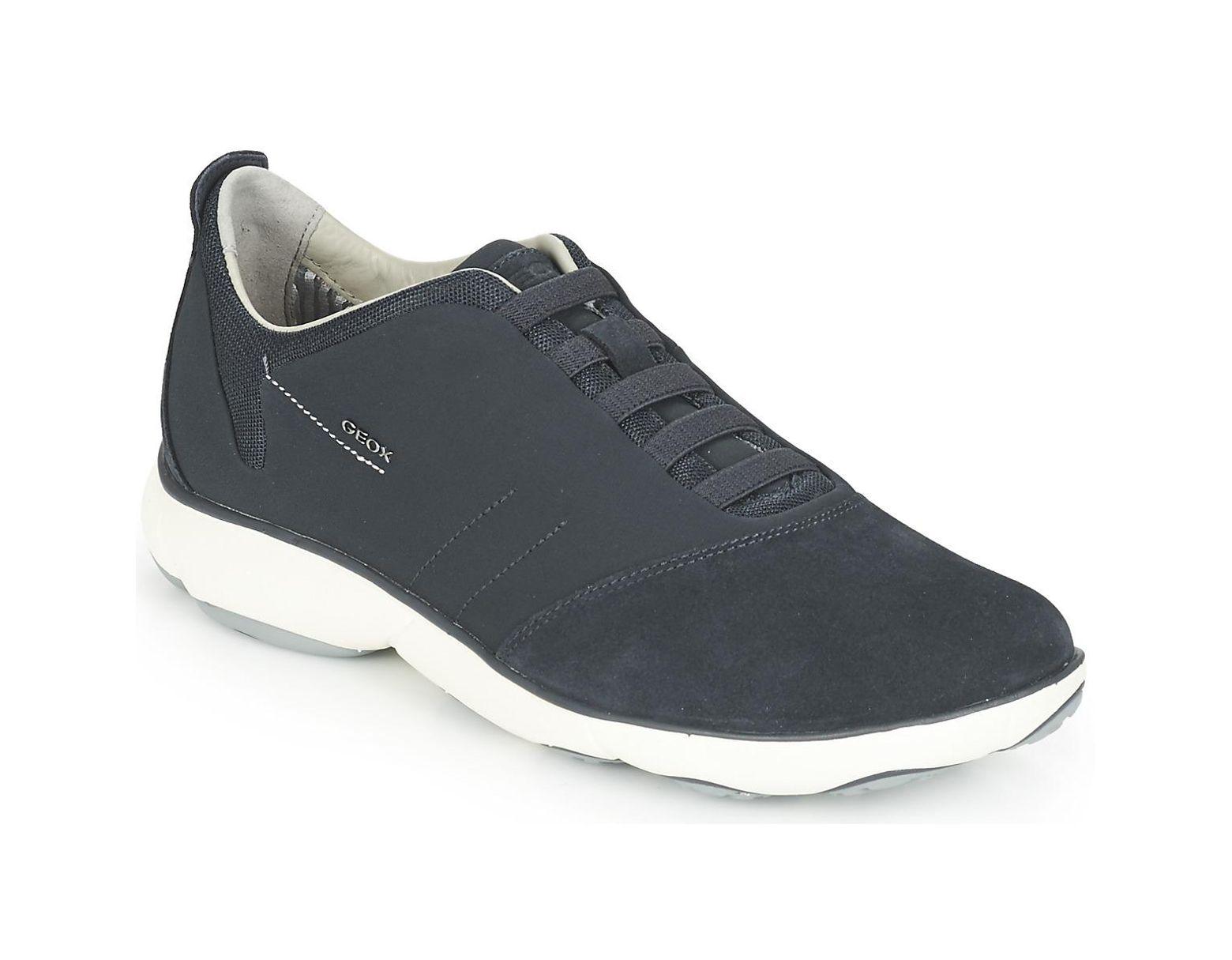 6ify7gybv Nebula Men's Shoestrainersin Lyst For Blue Men Geox dxoEQWBerC