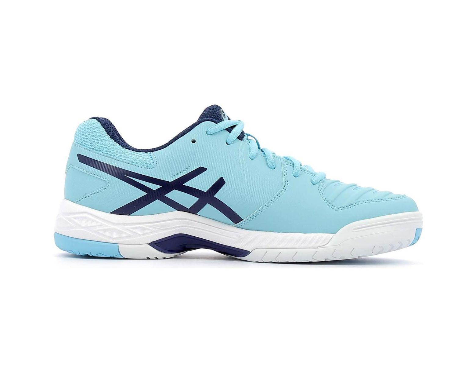 Gel Asics En 6 Game Women Femmes Chaussures Coloris Lyst Bleu 1JTF3l5cuK
