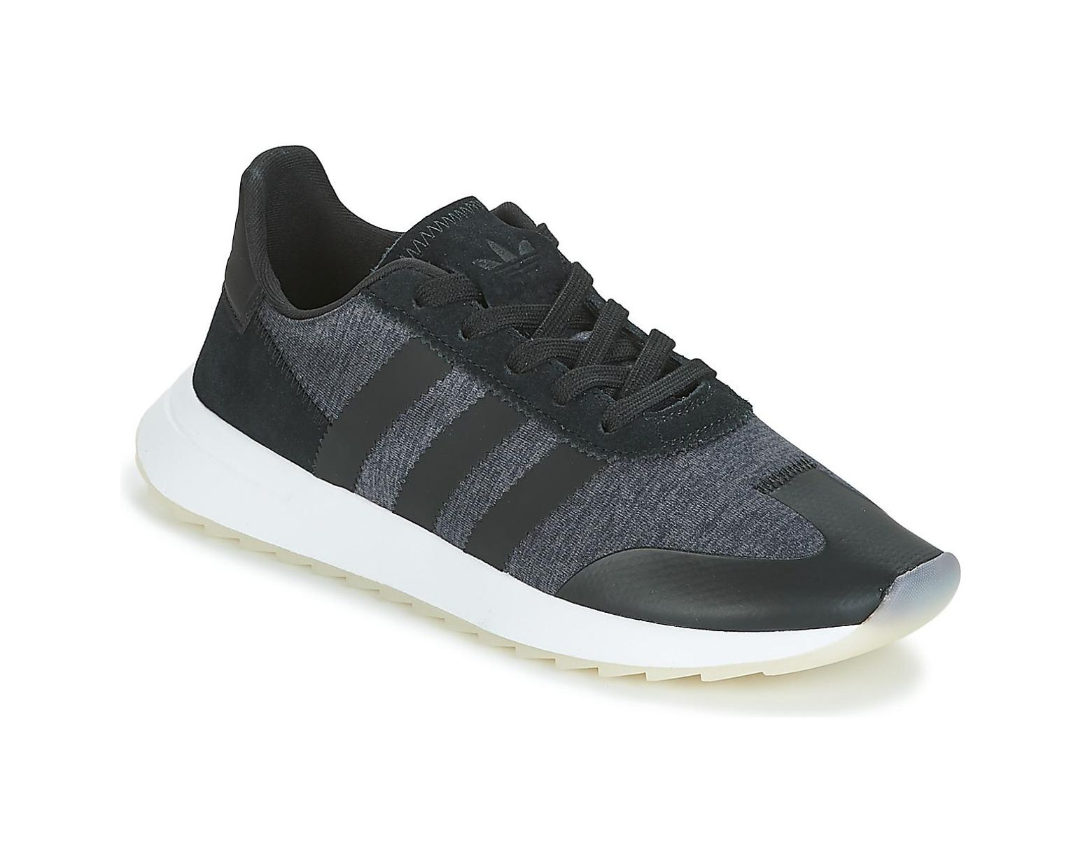 153e06d67c adidas Flb Runner W Shoes (trainers) in Black - Lyst