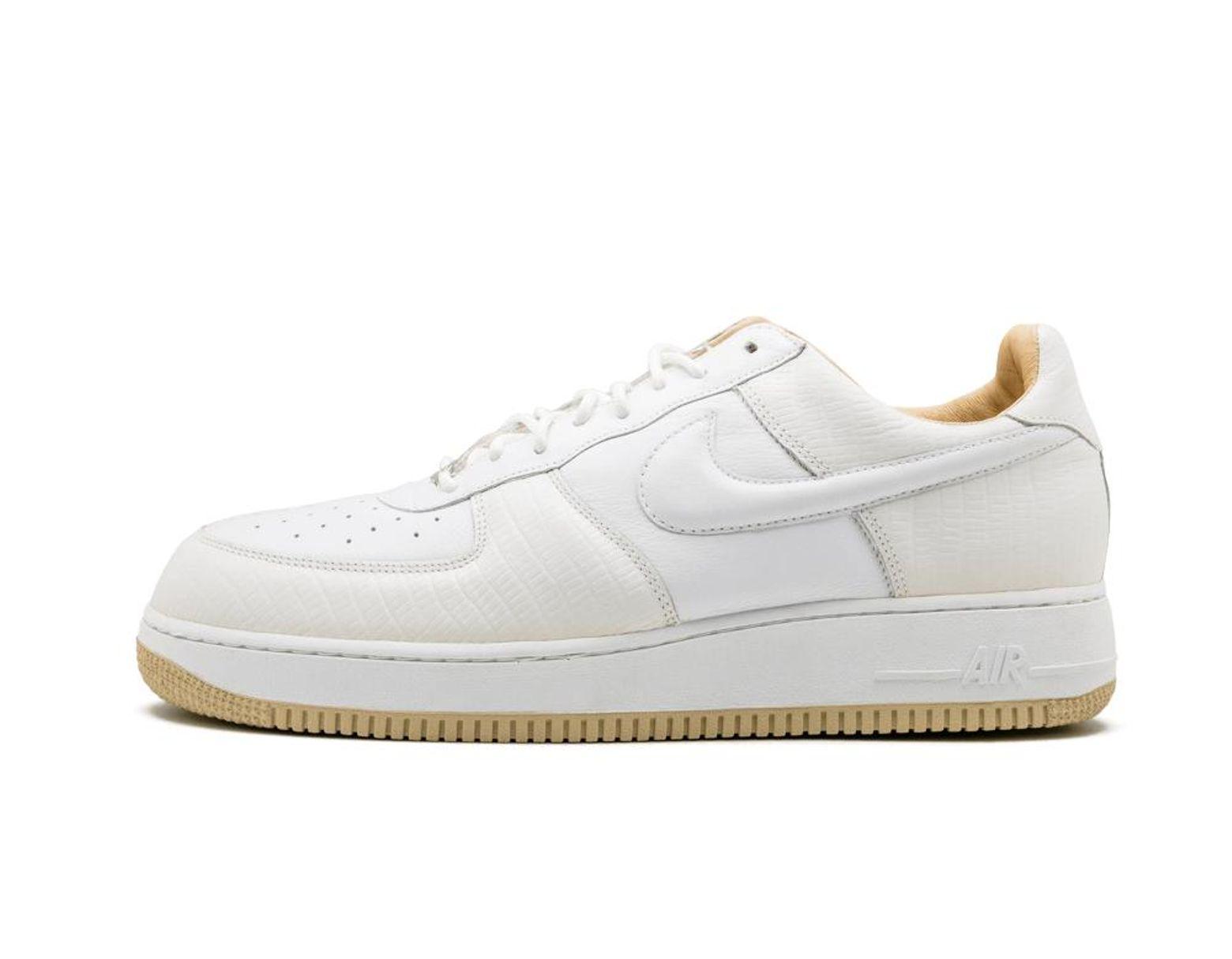 Nike Air Force 1 Lux Phantom Python Release Date Sneaker