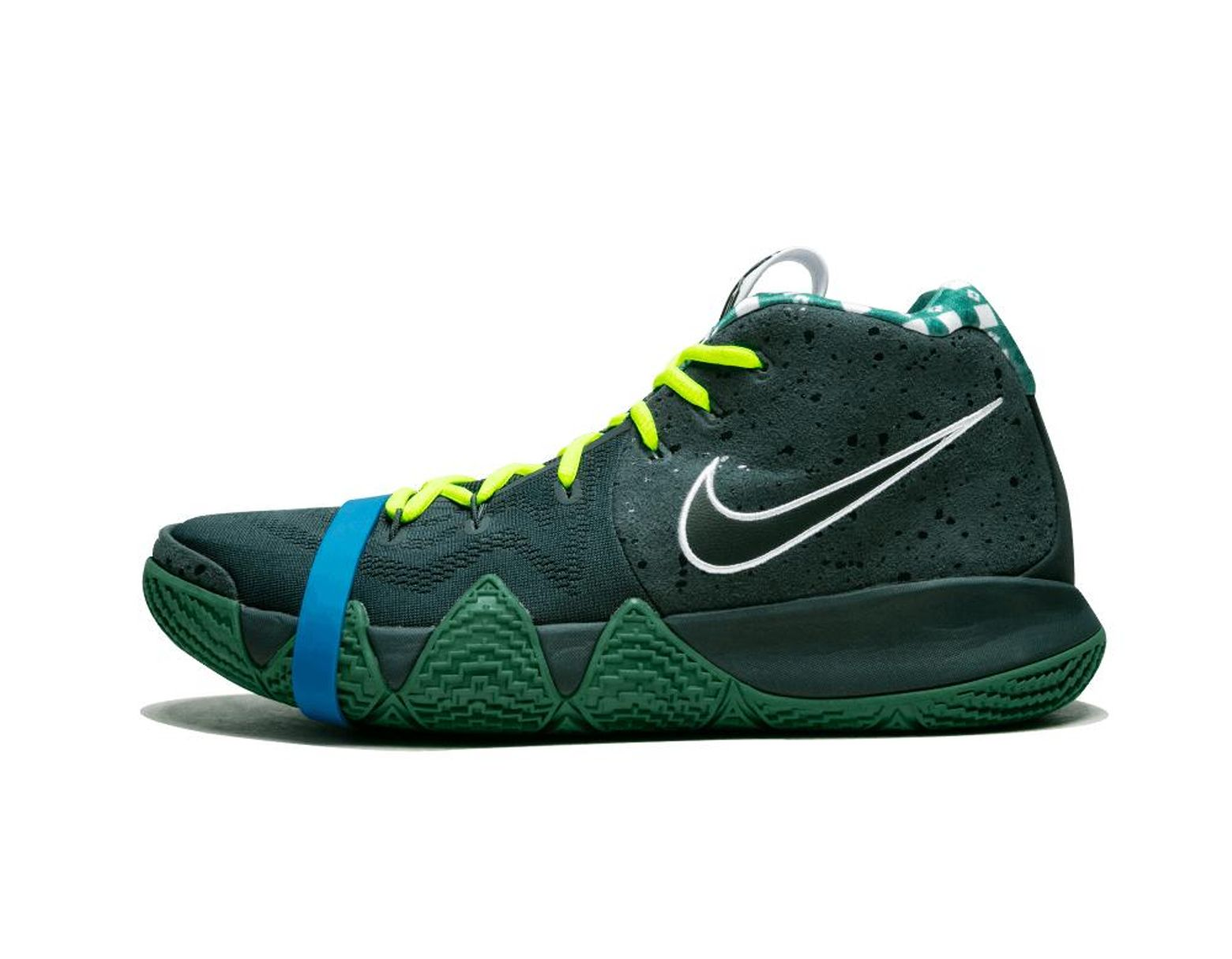 f64a5715126b Lyst - Nike Kyrie 4 Tv Pe 15 in Green for Men - Save 41%