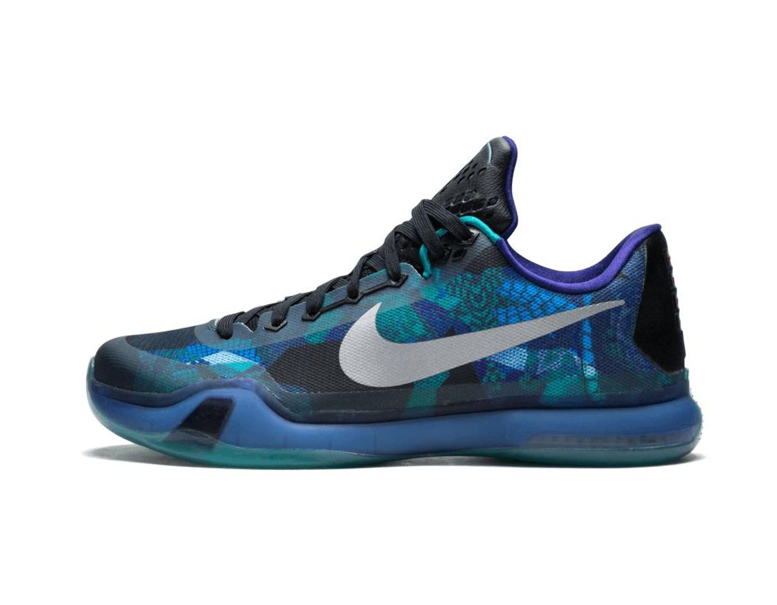 buy online 826ea 66915 Men s Blue Kobe 10  overcome  - Size 9.5