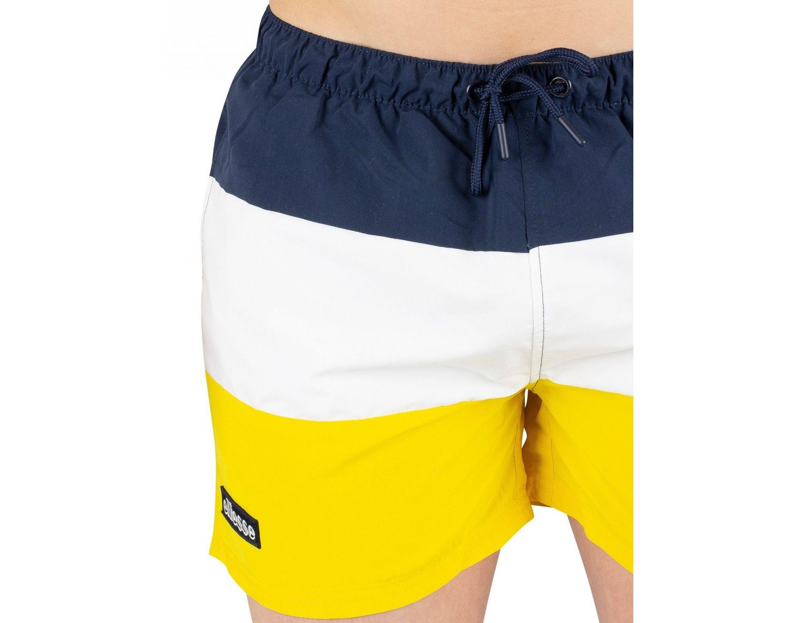 64b13ed134 Ellesse Ba?ador Cielo Yellow Men's Shorts In Yellow in Yellow for Men -  Save 19% - Lyst