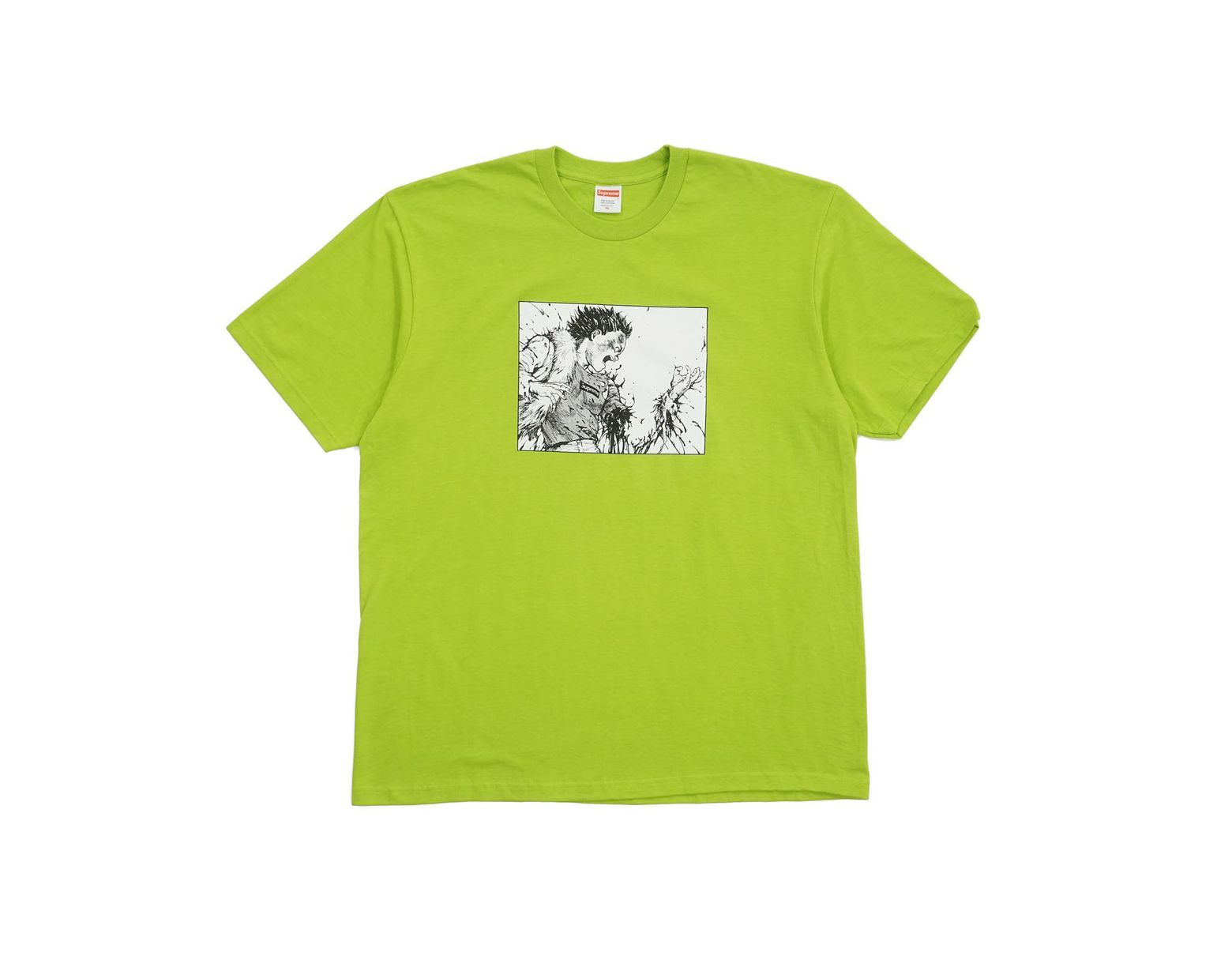 9901092c732 Supreme Akira Arm Tee Lime in Green for Men - Save 38% - Lyst