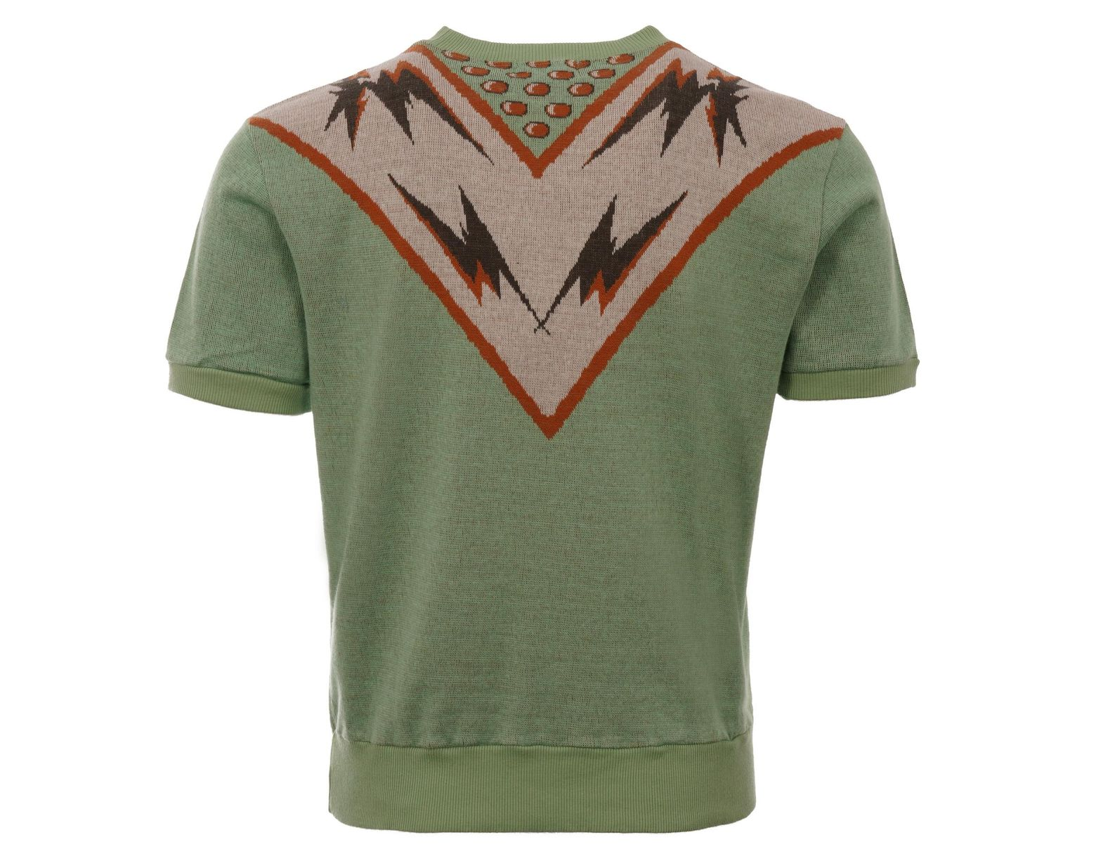 37d17a70 Levi's Space Cadet Knitted T-shirt - Mint in Green for Men - Lyst