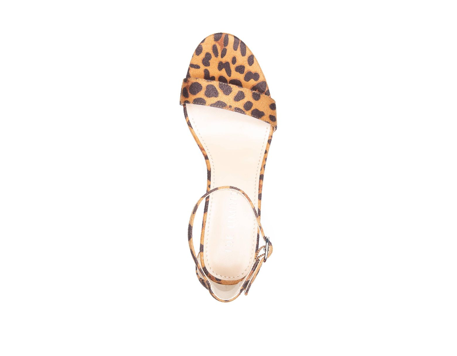 d040464a6 The Limited Leopard Quinta Sandals - Lyst