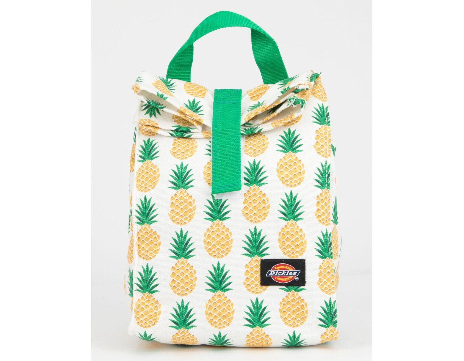 017db6b12 Dickies Pineapple Lunch Bag in Green - Lyst