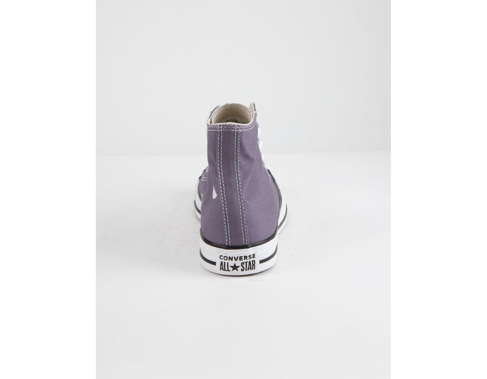b8d5b34acf Converse Chuck Taylor All Star Moody Purple High Top Womens Shoes in Purple  - Save 47% - Lyst